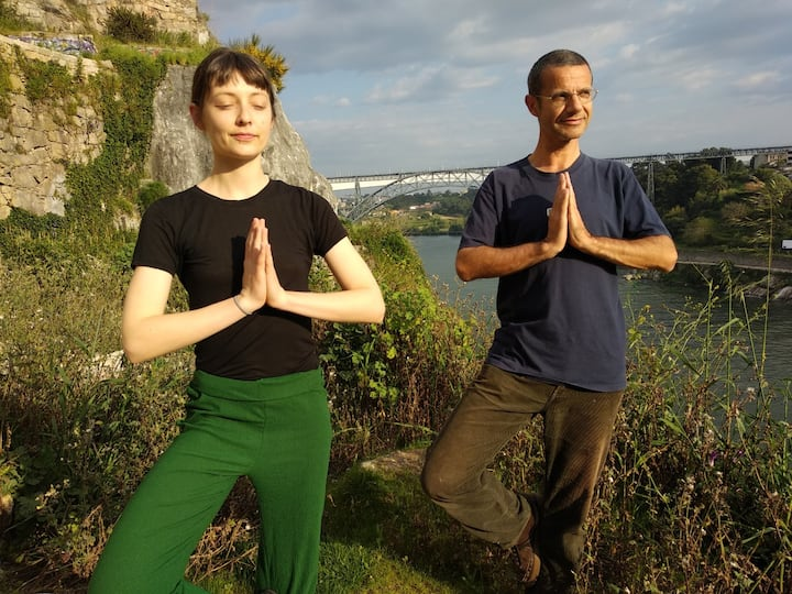 D. Henrique Infante & Maria Pia Bridges