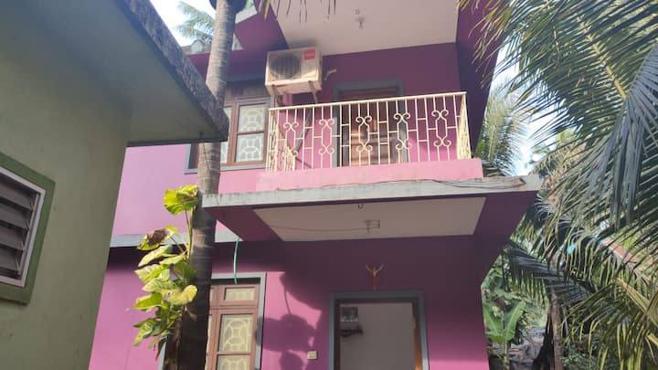 Rent a Duplex house near Calangute