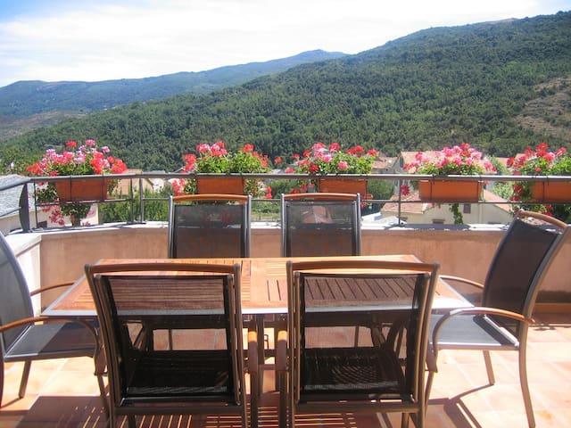 LOCATION DE VACANCES ' ESCALINADE' HAUTE-CORSE - Murato - Διαμέρισμα