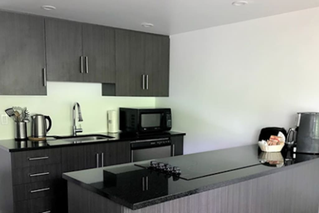Second Kitchen option