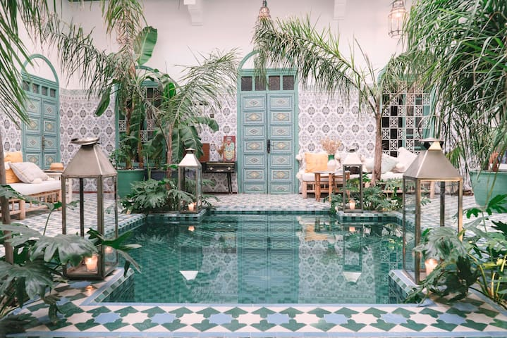 Riad BE Marrakech - The Oasis - Room Ard