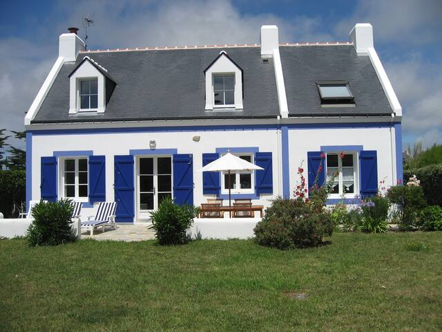 Belle-Ile-en Mer. Belle maison familiale - Bangor