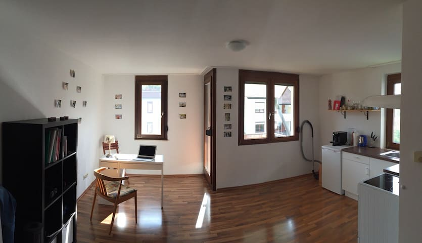 Cosy apartment in Bad Canstatt-Stuttgart