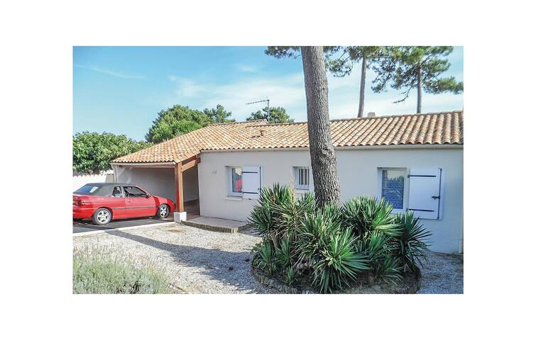 Semi-Detached with 2 bedrooms on 68m² in La Tranche sur Mer