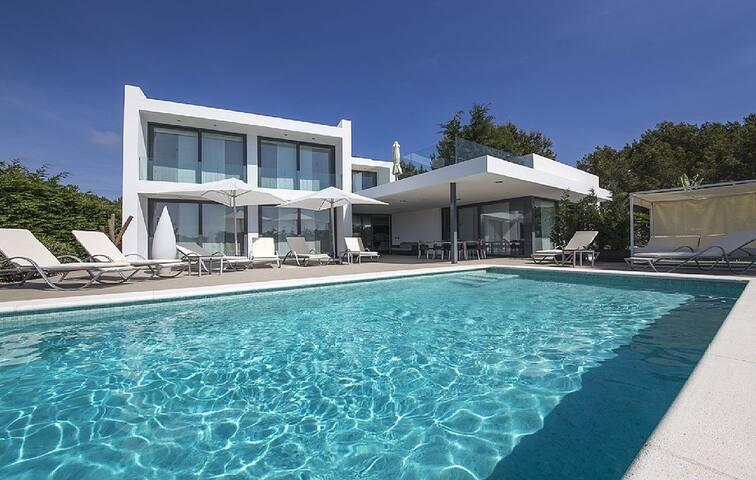 ES CAP DEN RIBES: Wifi, piscina privada y vistas