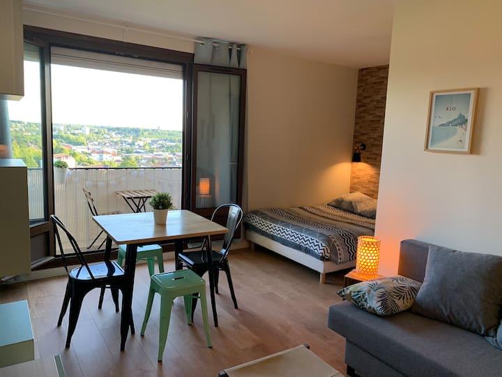 Magnifique appartement Evreux tout confort