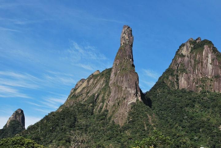 Incrível Ap no Alto Teresópolis melhor localização