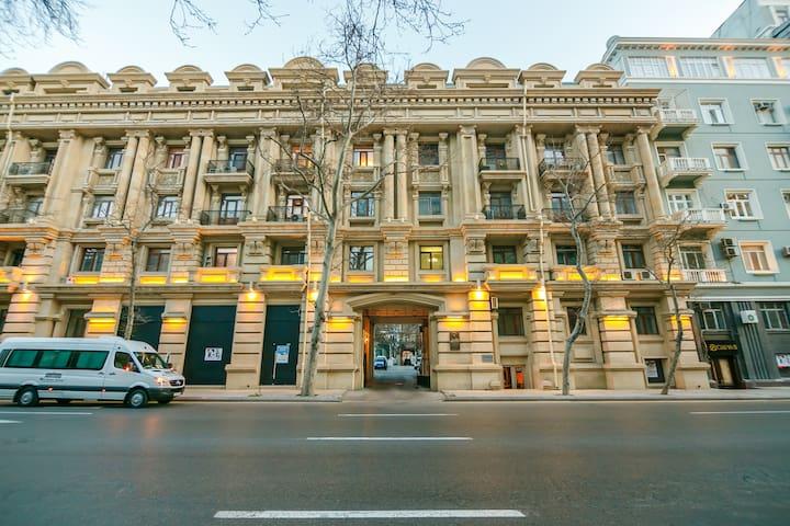 Comfortable flat in Baku - Boulvared (Rabite)