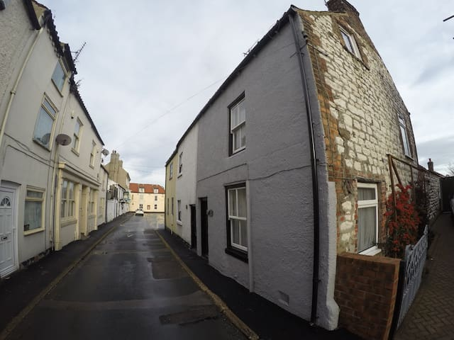 Charming, Cosy Fisherman's Cottage - Flamborough - Huis