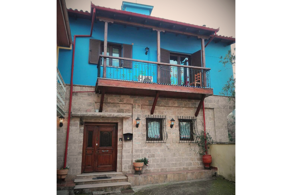 Traditional Central Macedonian Style Suite Naousa