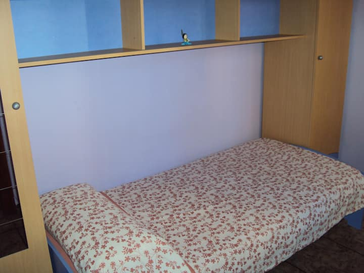 Acogedora habitación