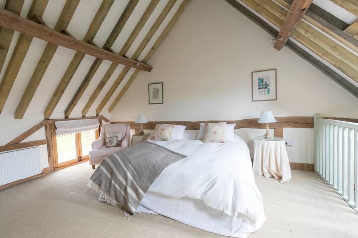 Browninghill Farm - Loft room