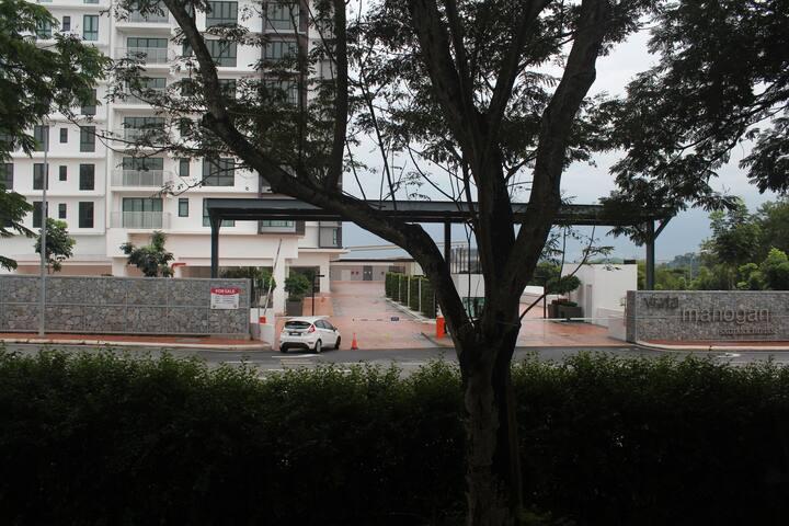 Newly renovated apartment in Kajang