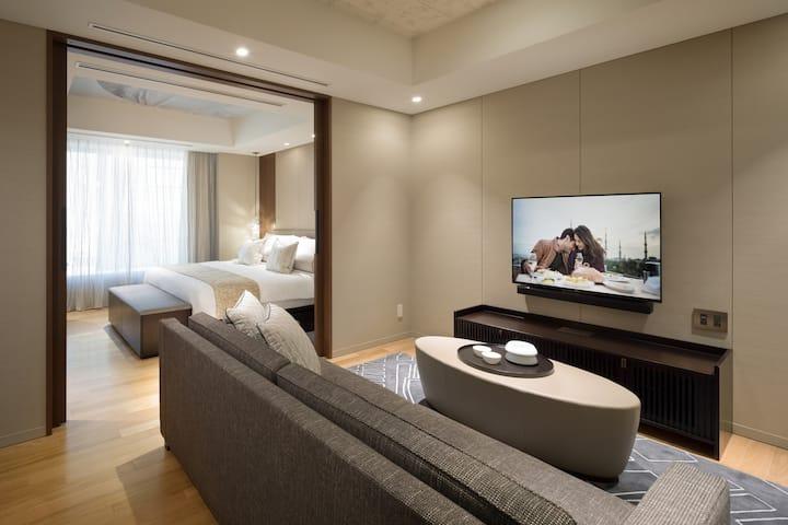 Ascott Marunouchi Tokyo, 1 Bedroom Deluxe