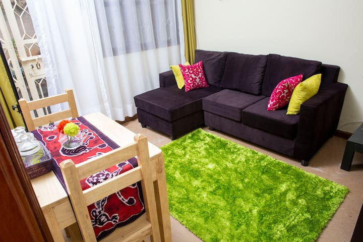 Ezer's 3, Bukoto Apartment. Serene and beautiful!