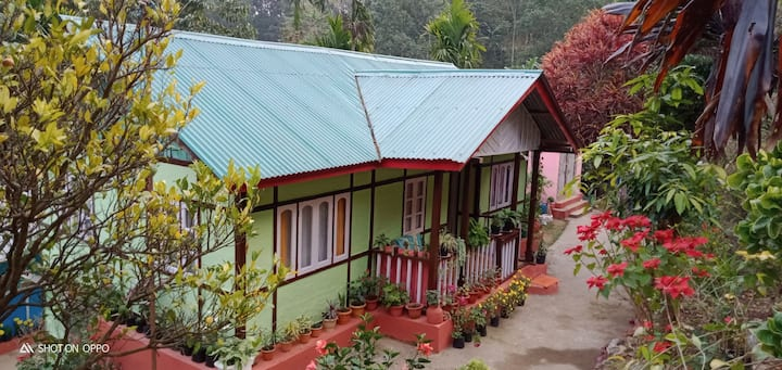 Welcome to Green Magpie Homestay kitam for birding