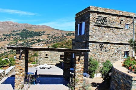 ANDROS house Apollon - Scholi