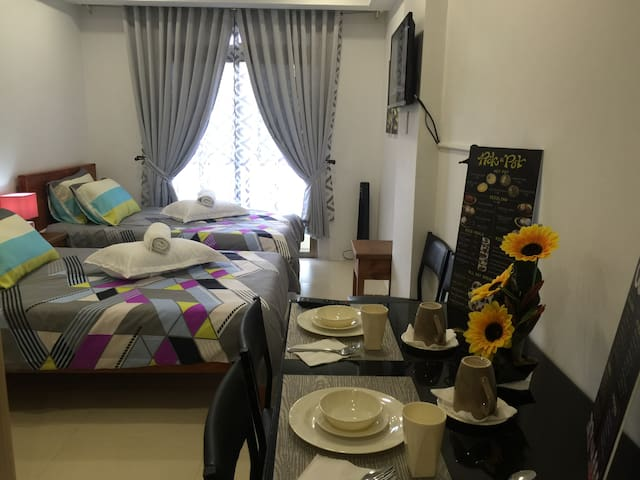 MEGATOWER 2 RESIDENCES, Your Home Baguio - 5F20