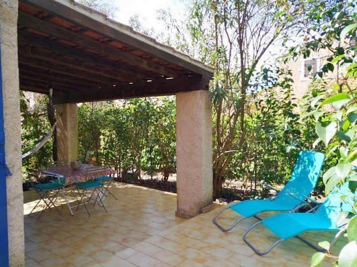 Mini villa Agosta plage