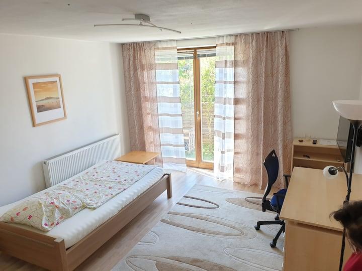Schönes Zimmer in Landshut (Zimmer 1)