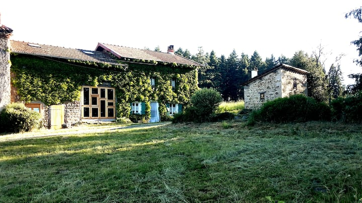 Farming house
