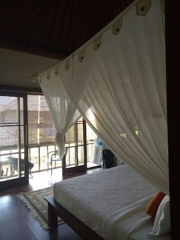 1 Bedroom Villa with kitchen