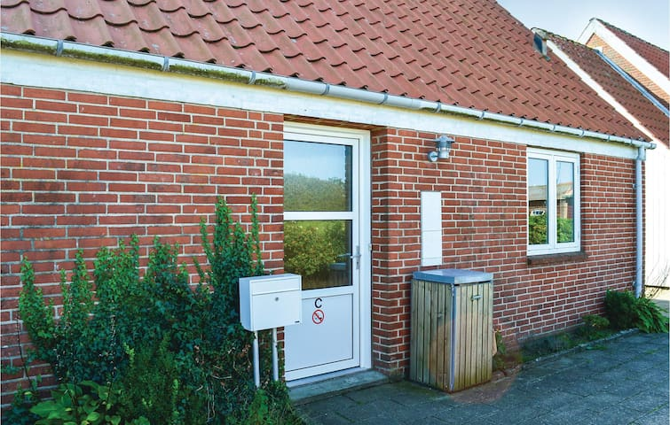 Semi-Detached with 1 bedroom on 78m² in Ribe