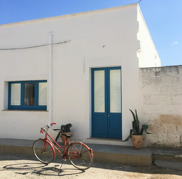 Charming Salento home by the beach in Puglia