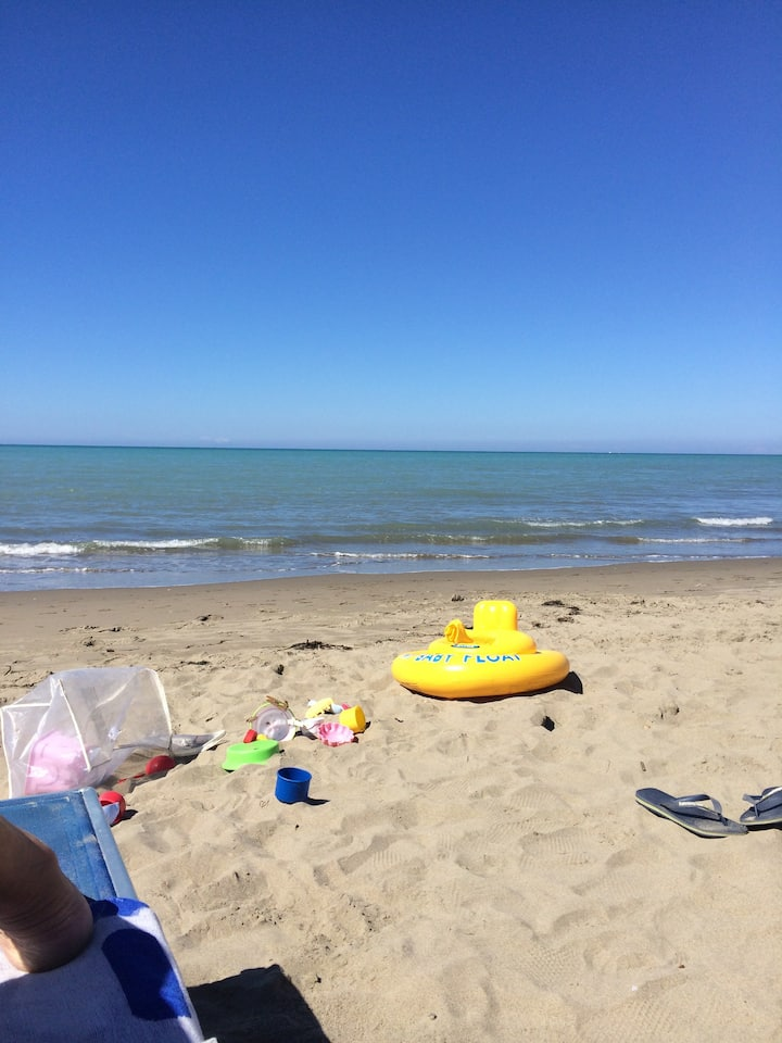 Appartamento-villa in riva al mare: Stella Marina