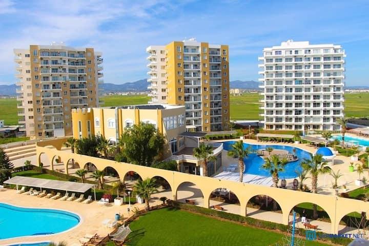 Отдых в лучшем комплексе на Кипре
