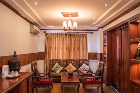 R63 Centre Point Residence - Phnom Penh - Lejlighed