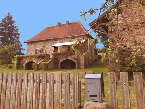 Séjour romantique en Bourgogne