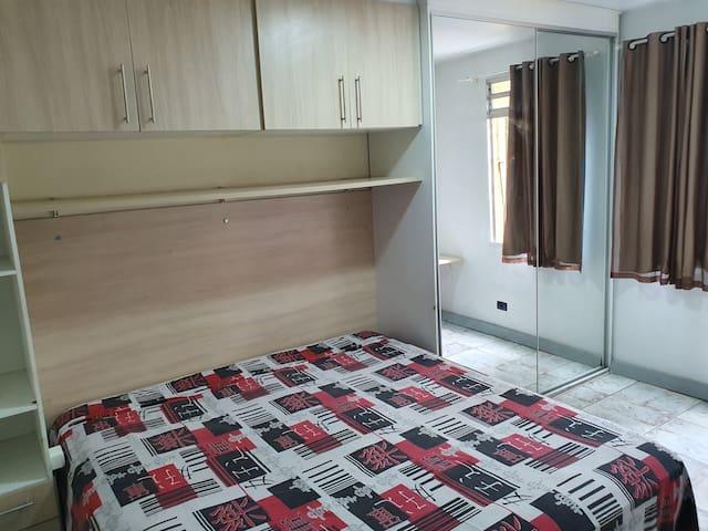 Apartamento aconchegante próximo Av Paulista.