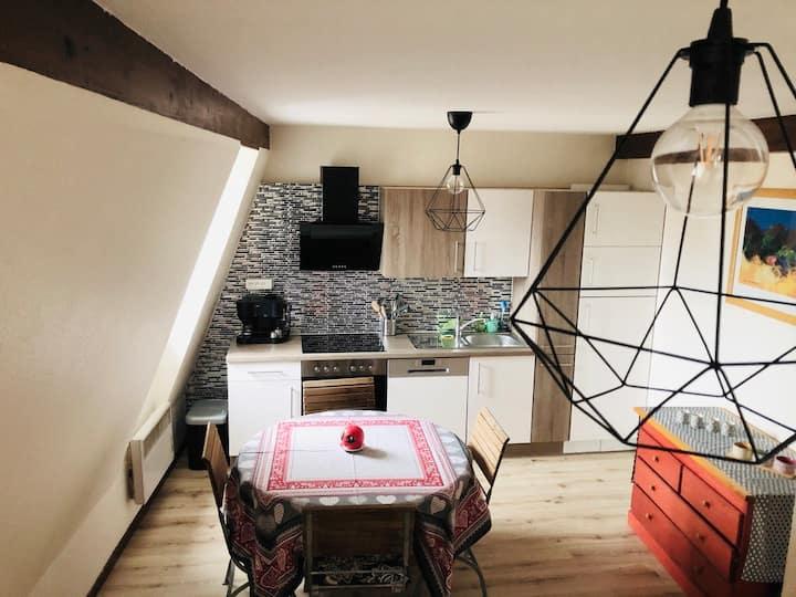 Duplex - Le petit Savernois
