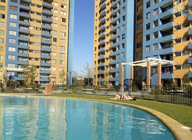 Habitación Privada, Santiago, Chile - Santiago - Apartamento