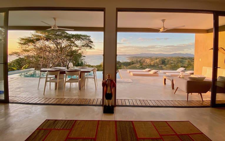 Villa Wakanda Ocean View Exclusive Property