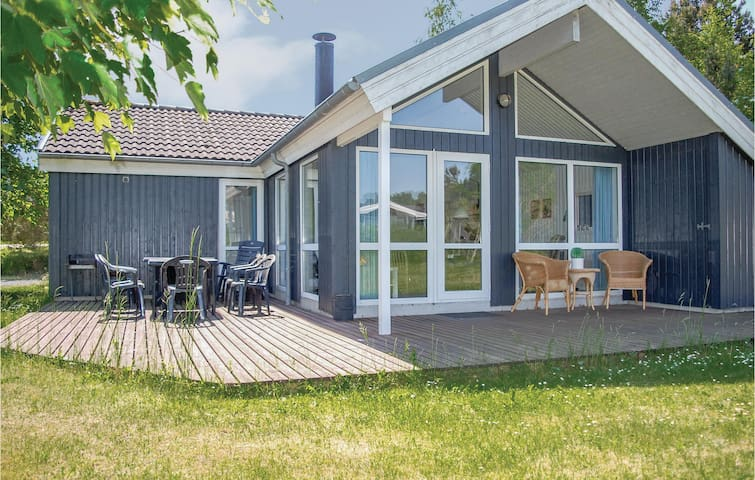Holiday cottage with 3 bedrooms on 126m² in Ebeltoft