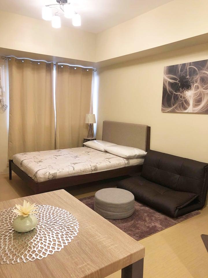 Avida CDO Cozy Clean and Homey Studio
