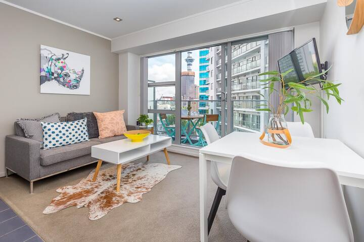2 Bedroom Central Clean and Modern! - Auckland - Byt