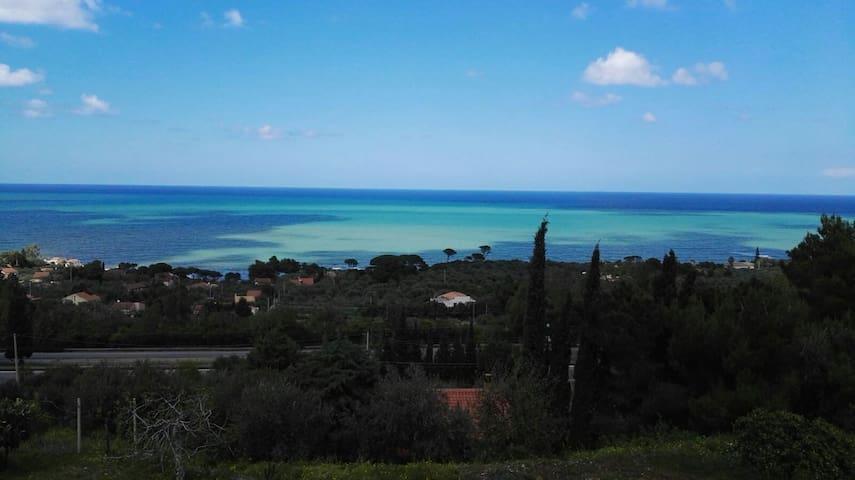 Panoramic apartement Cefalù 3
