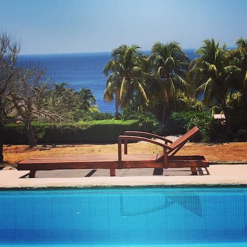 Sunzal beach house