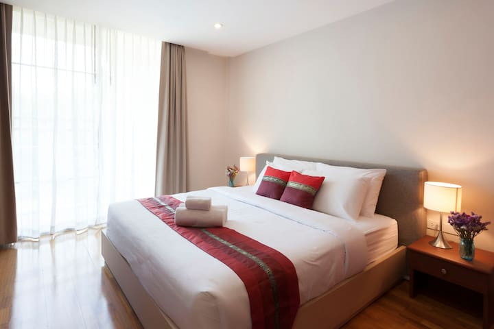 Comfortable 2 BR Suite in Chiangmai - Amphoe Mueang Chiang Mai - Daire