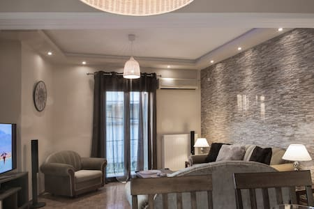 Corfu City Center Modern Apartment