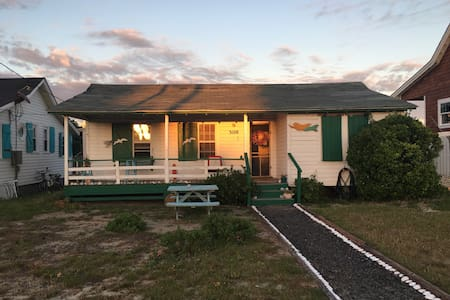 Nags Head Beach Road Bungalow - Kill Devil Hills - Casa
