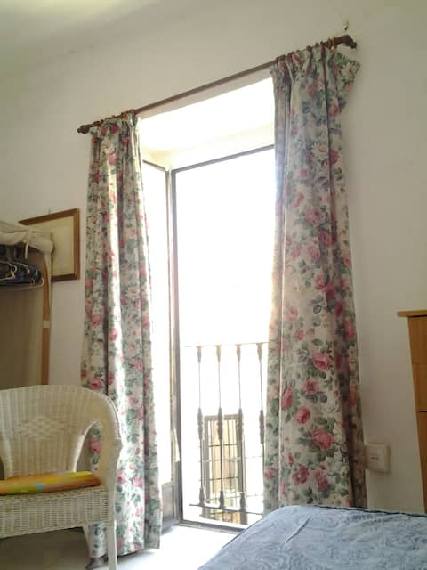 Happy house in Seville! Viriato12 Room type B(2/3)