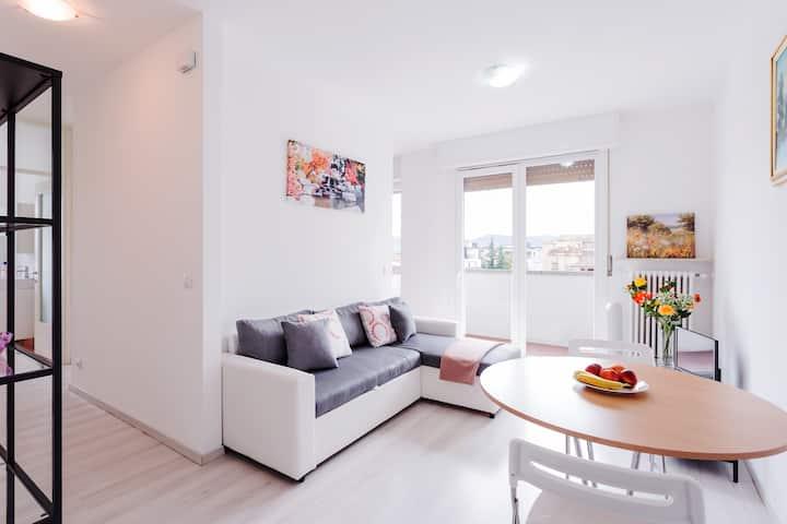 Cozy apartment few steps from Udine city center!
