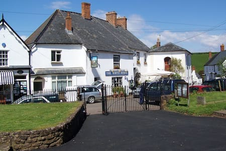 The White Horse Inn - Stogumber