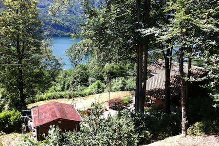 Villa-Rustico  Orta Lake - Pettenasco - Villa