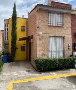 Renta Económica (Casa) en Ixtapaluca