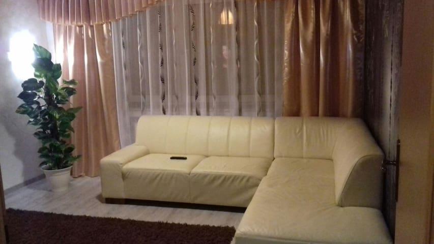 Vermiete eine 2-Zimmer Wohnung - Nienburg/Weser  - Leilighet